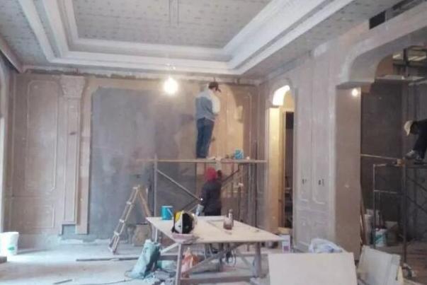 装饰装修施工资质办理的流程是什么?