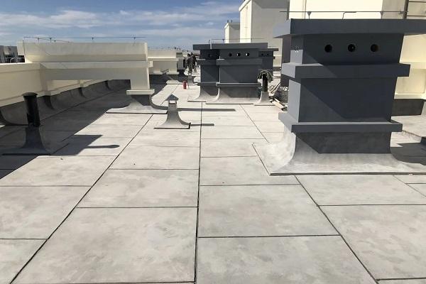 刚性屋面施工工法原理及特点